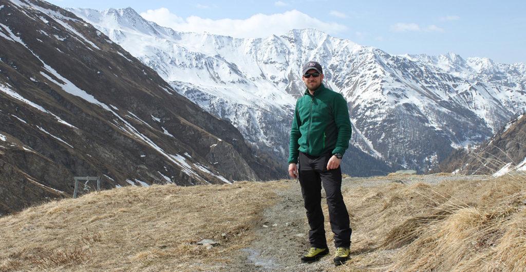 widoki z lucknerhutte austria