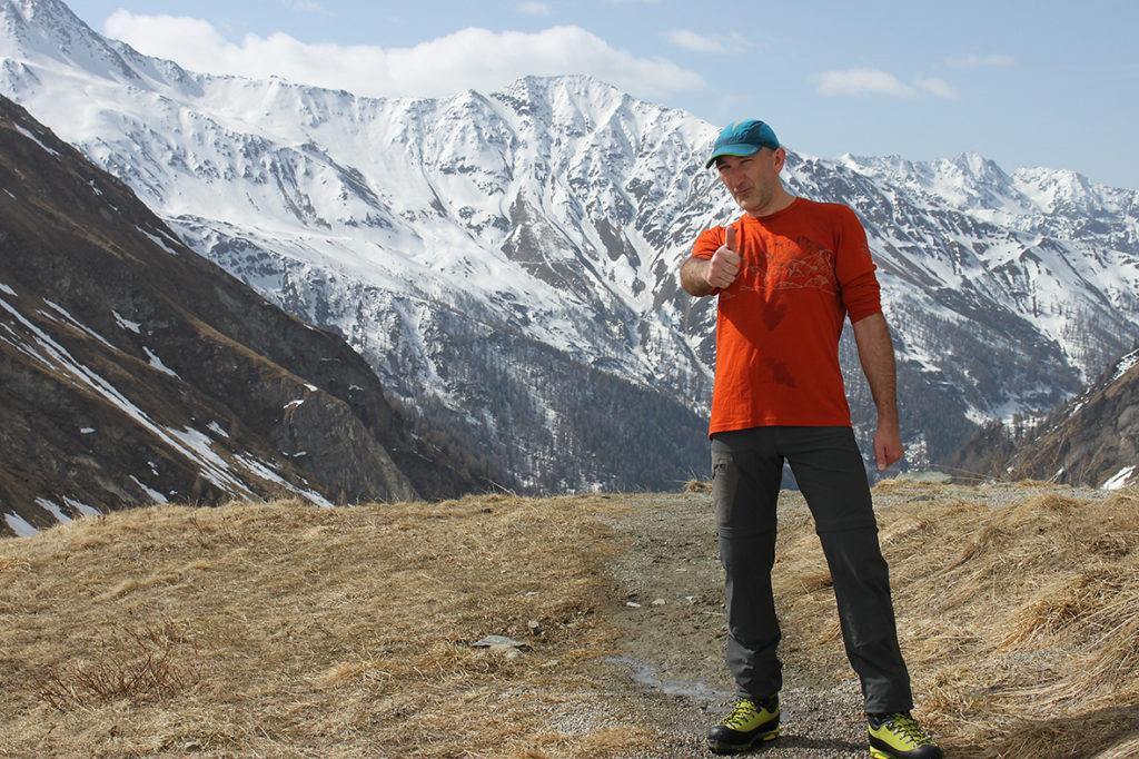 Austryjackie Alpy są ok :)
